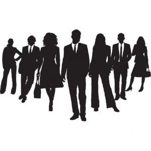Organization Silhouettes